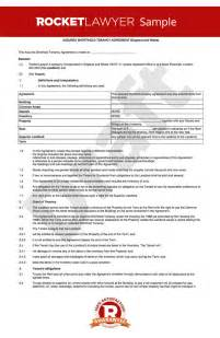 Shorthold Tenancy Agreement Template Free Download Free Assured Shorthold Tenancy Agreement For A Flat Ast