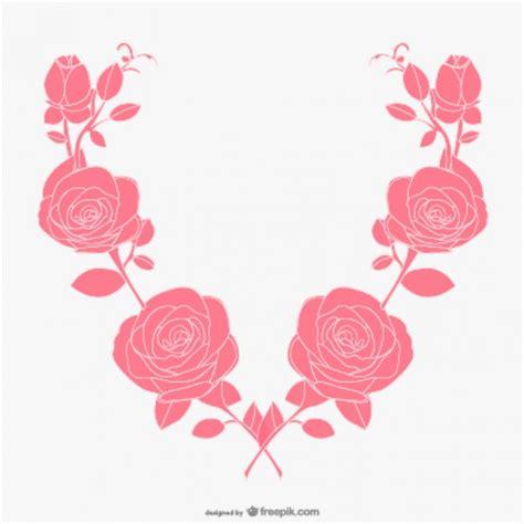 imagenes de flores vector arte do vetor das rosas baixar vetores gr 225 tis