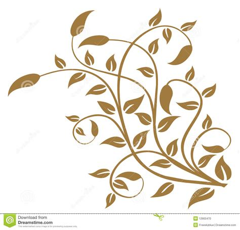 leaf pattern vine leaves and vines pattern stock photo image 12900470