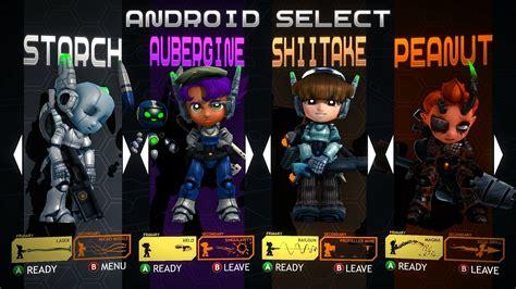 im 225 genes de assault android cactus para wii u 3djuegos - Assault Android Cactus