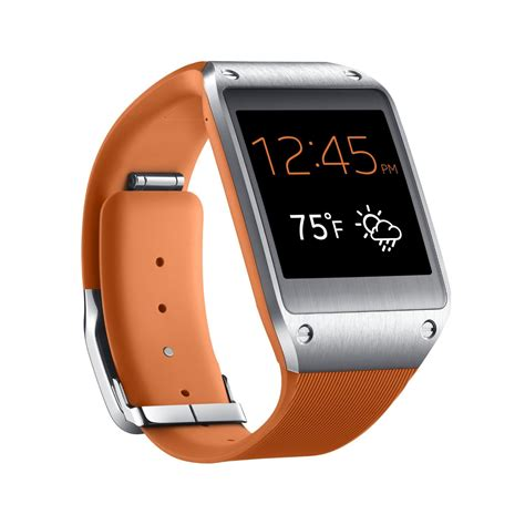 Smartwatch Galaxy Gear Samsung Galaxy Gear Smartwatch Jadeals
