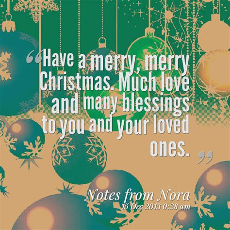 christmas blessing quotes quotesgram