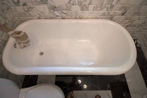can a bathtub be refinished cleaning tips for newly refinished bathtubs