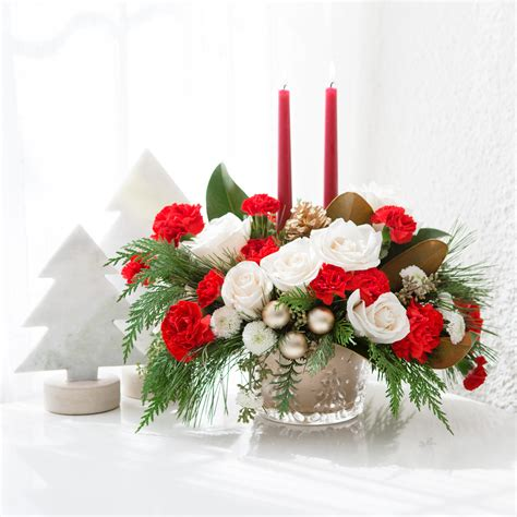 Teleflora Flowers by Teleflora Winter Pines A Guide To Holiday Flowers