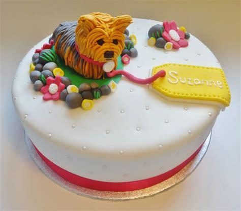 yorkie cakes 43 best images about cake ideas on birthday cakes for amazing dogs