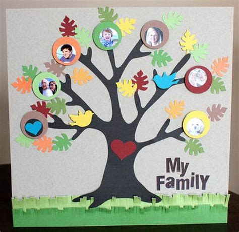family tree projects gift ideas on mother s day family