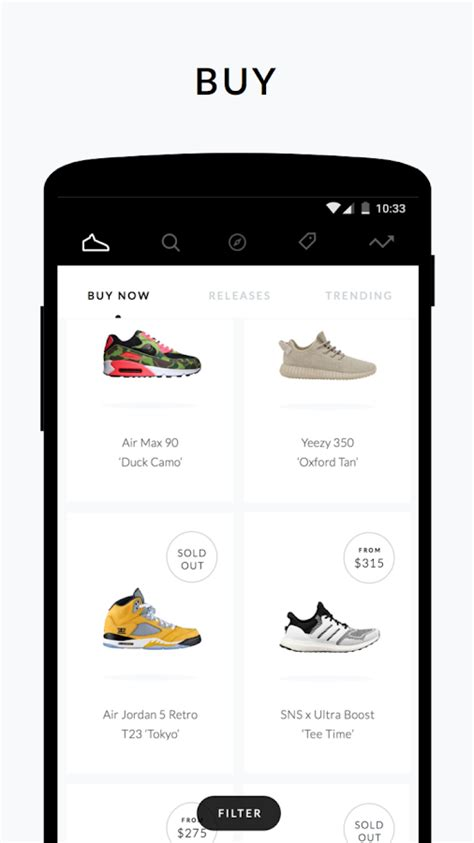 buy for android goat buy sell sneakers android apps on play