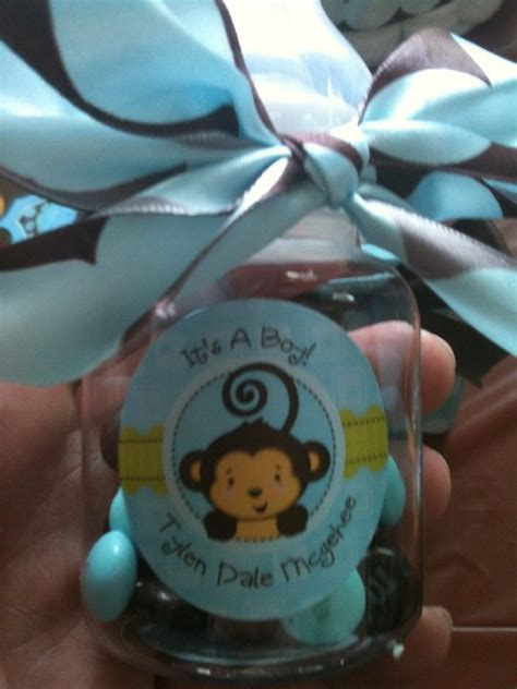 Monkey Boy Baby Shower Decorations by 1000 Images About Boy Baby Shower Ideas On