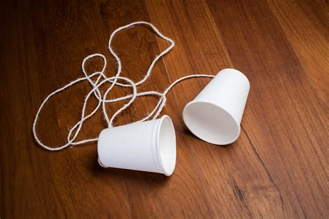 How To Make A Paper Cup Telephone - the most powerful conversation your brand could