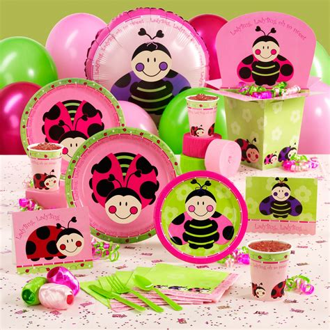 Pink Ladybug Baby Shower Decorations by Pink Ladybug Baby Shower Decorations Best Baby Decoration