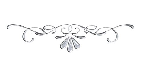 silver pattern png scrollwork 10 silver by victorian lady on deviantart