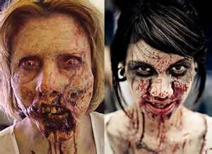 15 scary halloween face make up looks ideas 2012 girlshue