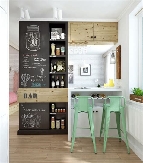 A Small Home Bar Small Home Bar Designs Dig This Design