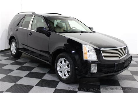 cadillac used suv 2004 used cadillac srx luxury suv 5 passenger at