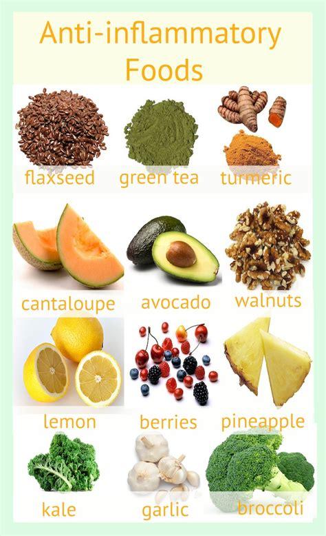 anti inflammatory anti inflammatory foods yogabycandace
