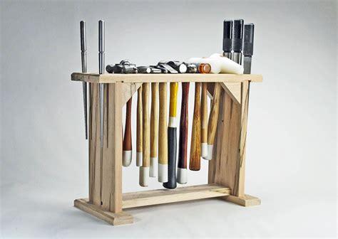 hammer rack holder jewelry tools organizer maple wood hammer