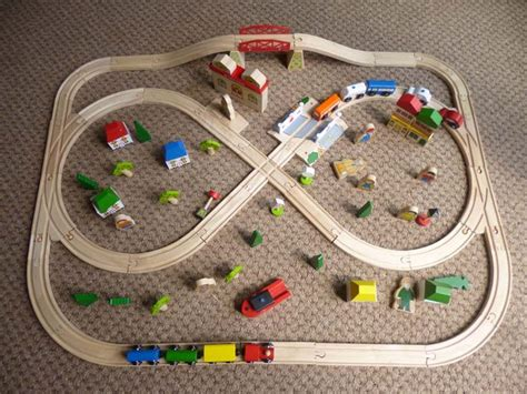 brio track layout design software the bigjigs town and country train set toy wishlist for