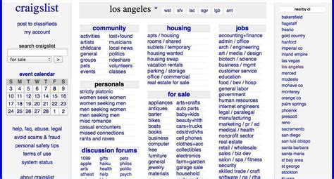 7 Tips On Buying Stuff From On Craigslist by 5 Must Tips For Not Getting Scammed On Craigslist
