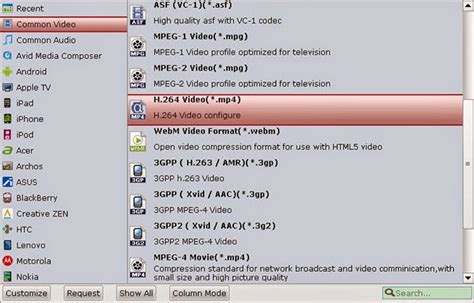 video file format supported by android bring protected itunes movies tv shows to sync with