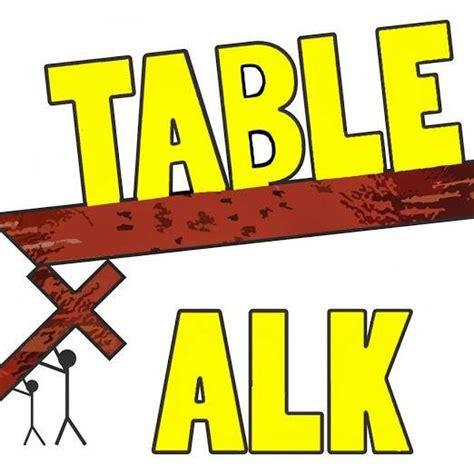 talk of the table cos table talk cos tabletalk twitter