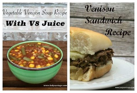 printable venison recipes recipes lady savings printable online coupons