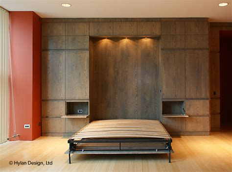 murphy bed chicago chicago murphy bed wall modern bedroom chicago by