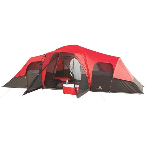 10 room tent ozark trail 10 person family tent