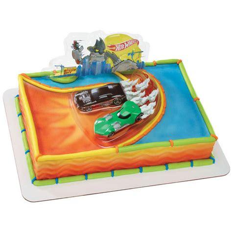New Kitchen Gift Ideas Decopac Wheels Wild Ride Cake Kit