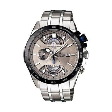 Casio Edifice Efr 520d 7avdr Silver Coklat jual daily deals casio edifice efr 520d 7avdr silver