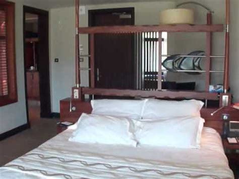 what is auxiliary room suite room hotel trou aux biches mauritius