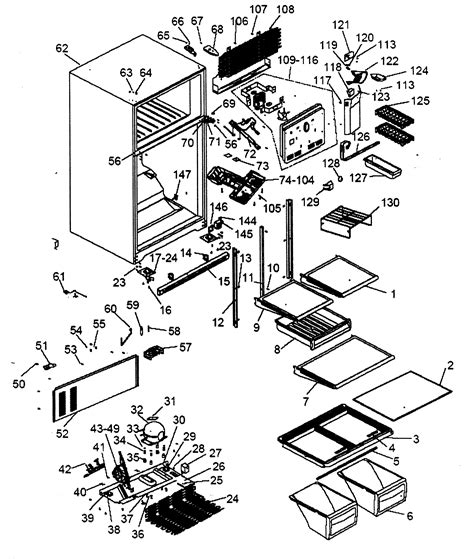 rrtg18pabw haier refrigerator wiring diagram wiring diagrams