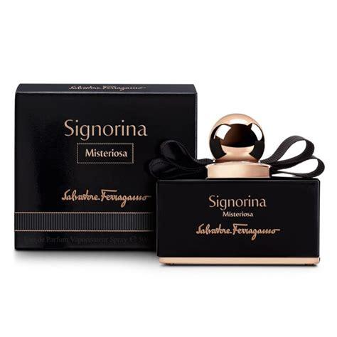 New Salvatore Ferragamo D21 1 signorina misteriosa salvatore ferragamo perfume a new