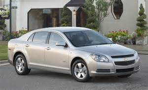 Chevrolet Malibu 2009 Car And Driver