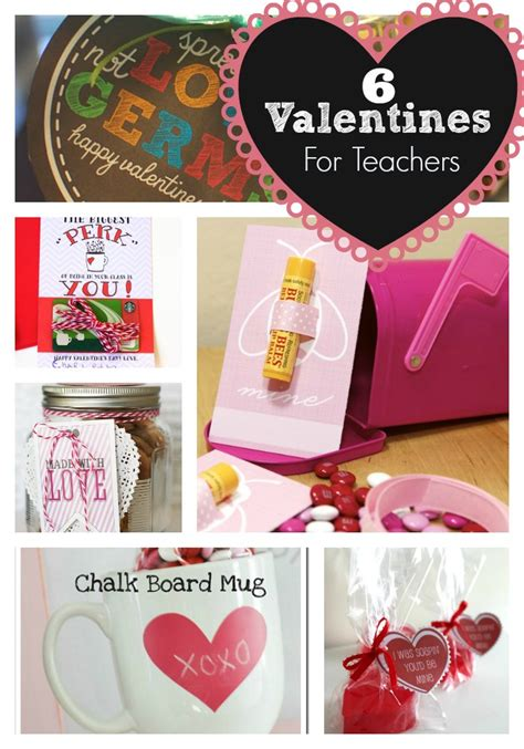 gifts for for valentines 6 easy valentines for teachers skip to my lou