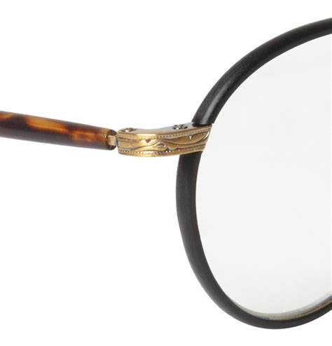 garrett leight california optical wilson eyeglasses