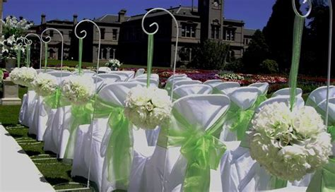 Garden Decoration Hire by Garden Wedding Ceremony Decorations Melbourne