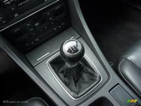2003 audi a4 1 8t quattro sedan 5 speed manual
