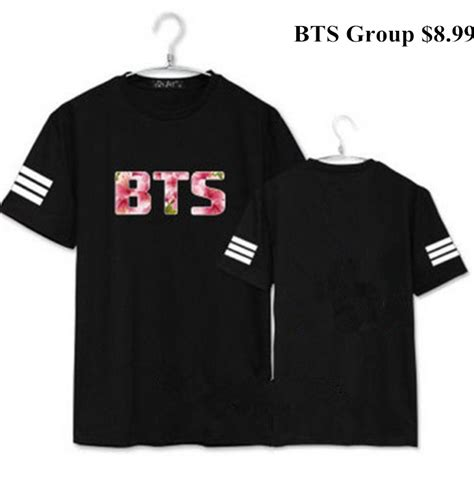 bts merch kpop bts in bloom tshirt jimin t shirt bangtan boys
