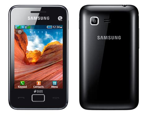 www samsung samsung star 3 specs and price phonegg