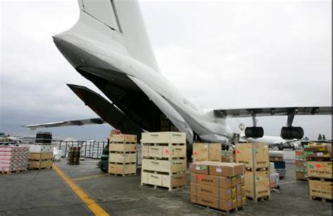 air freight is an essential component to any international logistics network we offer you