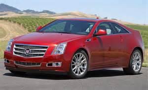 2011 Cadillac Cts Sedan Car And Driver