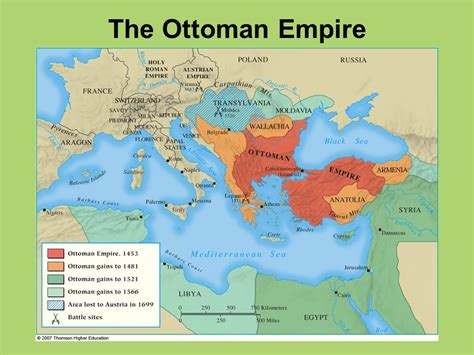 Ottoman Empire 1453 The Gunpowder Empires Muslim Empires The Gunpowder Empires