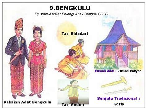 Nama Baju Daerah Sulawesi nama 33 provinsi di indonesia lengkap dengan pakaian tarian rumah adat senjata tradisional