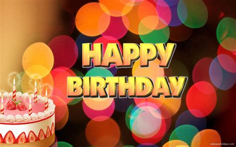 happy birthday wallpapers hd wallpapers pulse