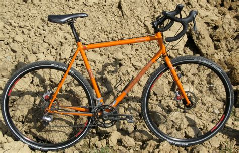 Kanza Puff mtb 29er as a fitness roadbike