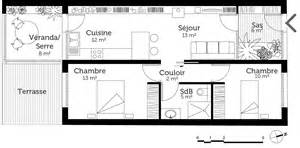 plan contemporaine plain pied ooreka