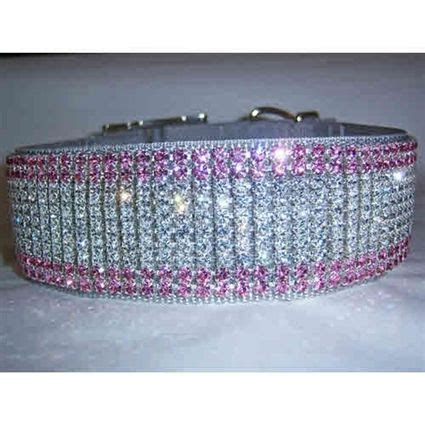 bling collars sparkling princess bling collar