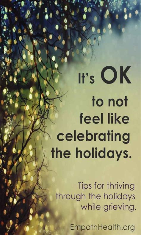 words of comfort at christmas for bereaved tips for thriving through the holiday season while