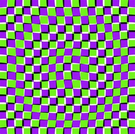 ilusiones opticas visuales illusions d optique et trompe l oeil efectos visuales en