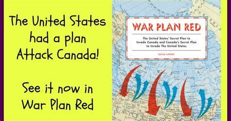 the prada plan 4 war attack canada war plan a review a net in time